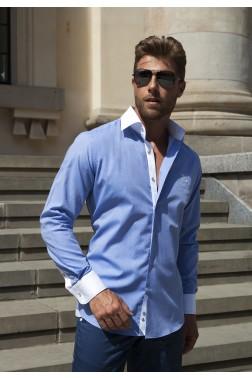Baronet Slim-Fit Herrenhemd der Extraklasse