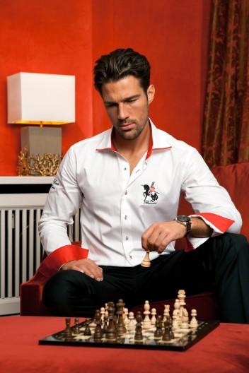 Baronet Hemd Slim-Fit Sport-Line 21