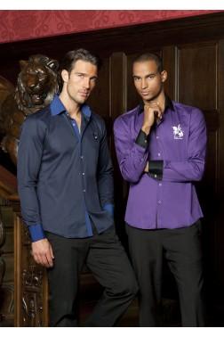 Baronet Slim-Fit Herrenhemd UK Sport-Line 10