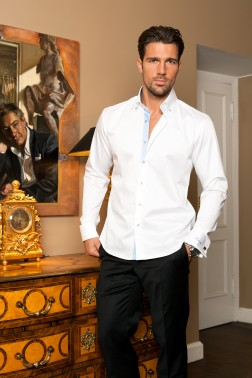 Baronet Hemd Slim-Fit Business-Line 3